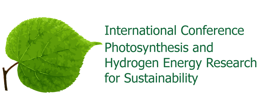 International Conference on Photosynthesis and Hydrogen Energy Research logo