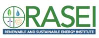 Renewable & Sustainable Energy Institute logo